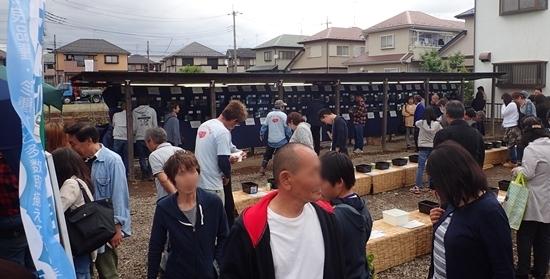 1705メダカ品評会 1.JPG
