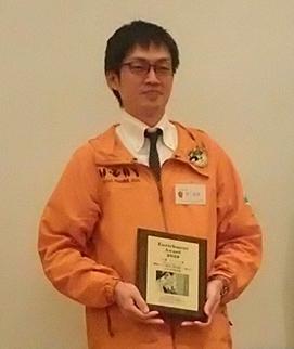 191231エンリッチメント大賞002_1207  (50)表彰_大牟田市動物園_伴和幸さん.JPG