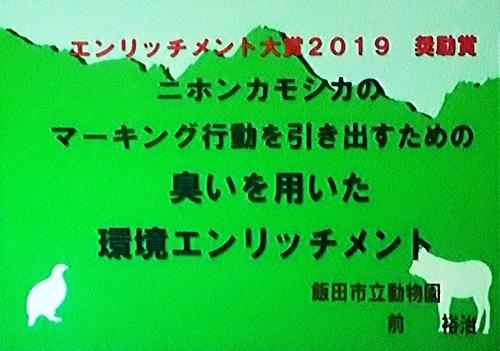 191231エンリッチメント大賞160_1207 (217)スライド_飯田市立動物園_ニホンカモシカ_マーキング.JPG