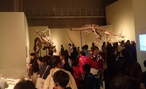 160404 科博_恐竜博 赤ちゃんエリア.JPG