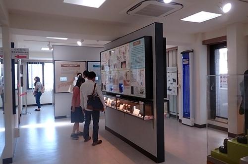 160514目黒寄生虫館 2F.JPG