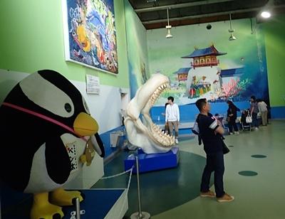 160710 おたる水族館 01 エントランス.JPG