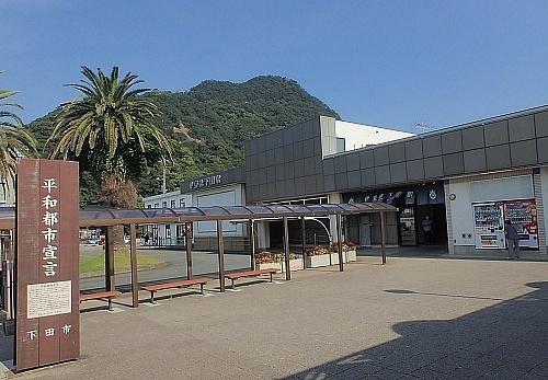 200922 下田海中水族館01_伊豆急下田駅0814(4).JPG