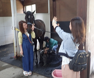 ノーザンホースパーク160711-オレゴン馬洗い.JPG