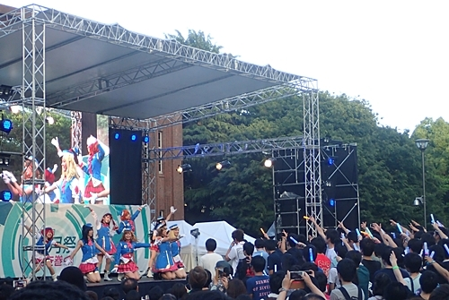 東大五月祭2018_50_Aqout 2nd LoveLive.JPG