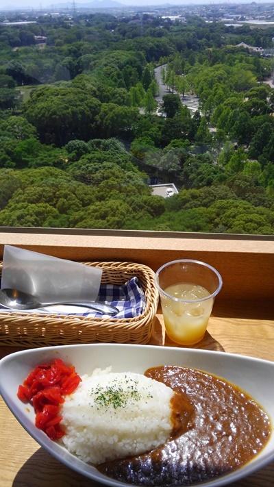 豊橋のんほいパーク1707_展望レストラン.JPG